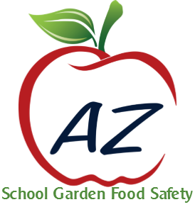 School Garden Food Safety Logo
