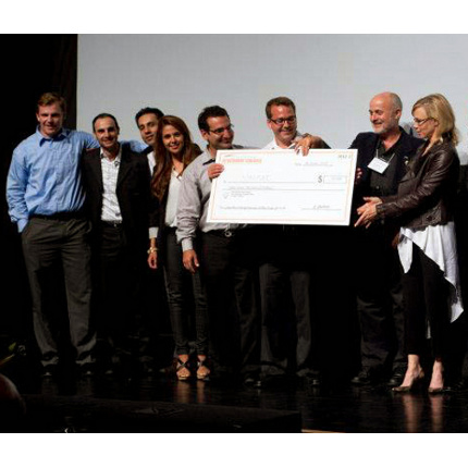UC San Diego Entrepreneur Challenge 2012. (Photo courtesy of UC San Diego Jacobs School of Engineering)