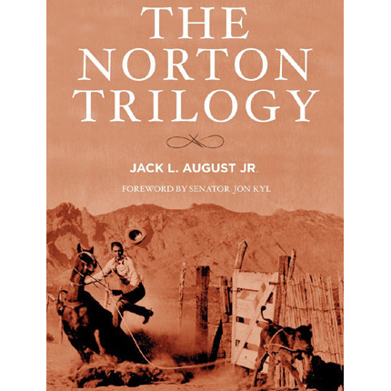 The Norton Trilogy (Ft. Worth: Texas Christian University Press, 2013) will be published in July.