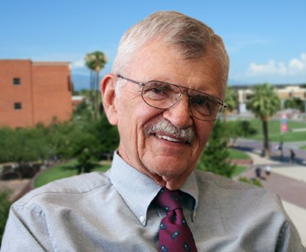 Eugene G. Sander will serve as the 20th president of the University of Arizona.