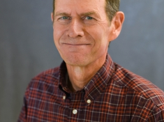 Roger Dahlgran, associate professor of agricultural and resource economics at the UA College of Agriculture and Life Sciences and co-inventor of the HedgeSmart software (Photo courtesy of Roger Dahlgran)