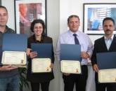 UA Hosts Borlaug Fellows from Tunisia and Morocco