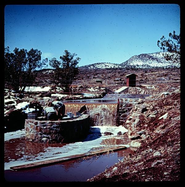 Arizona State Representatives >> Backyard Gardener - The Beaver Creek Experimental Watershed - June 24, 2015